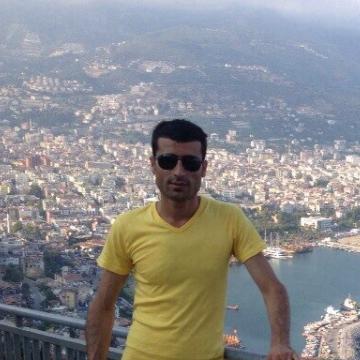Harun Göktepe, 29, Konya, Turkey