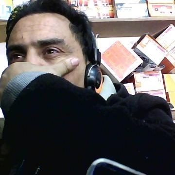 kais, 38, Setif, Algeria
