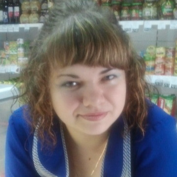 Galya, 30, Bratsk, Russia
