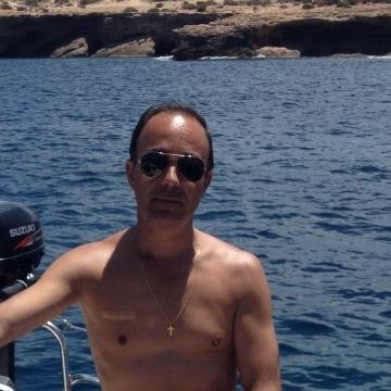 Rafa Pallardo, 51, Barcelona, Spain
