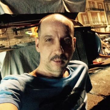 Vincenzo Decesare, 44, Napoli, Italy