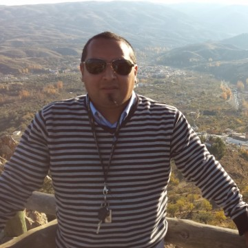 Miguel Carrillo Moya, 40, Almeria, Spain
