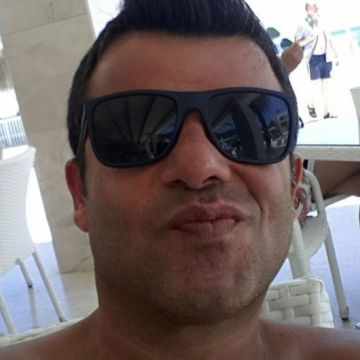 Aydın Mızrak, 46, Adana, Turkey