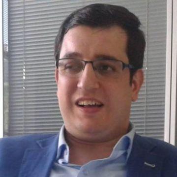 GS Mete Karaman, 37, Izmir, Turkey