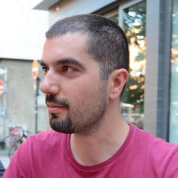 Bekir Demir, 38, Ankara, Turkey