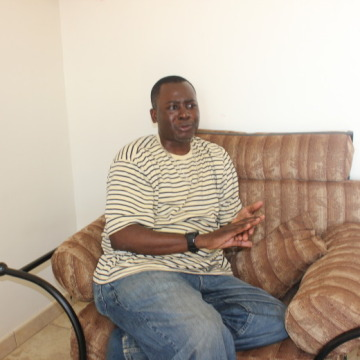 MILTON AKABWAI, 46, Minneapolis, United States