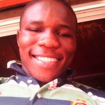 David, 24, Lagos, Nigeria