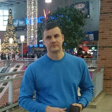 Anatoly Lachinov, 40, Moscow, Russia
