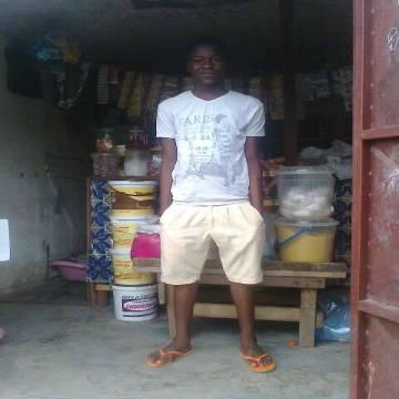 franklin, 20, Douala, Cameroon
