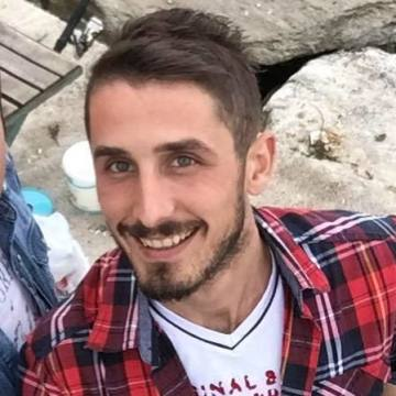 Gökhan Tiryaki, 28, Kocaeli, Turkey