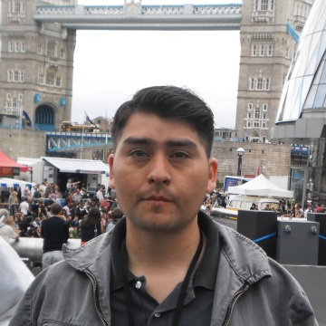 DARÍO, 34, San Miguel, Argentina