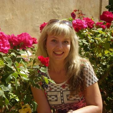 Irisha, 35, Ekaterinburg, Russia