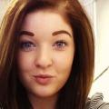 Emily Bunce, 21, Kuwait City, Kuwait