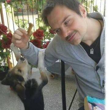 Alex, 31, Rome, Italy