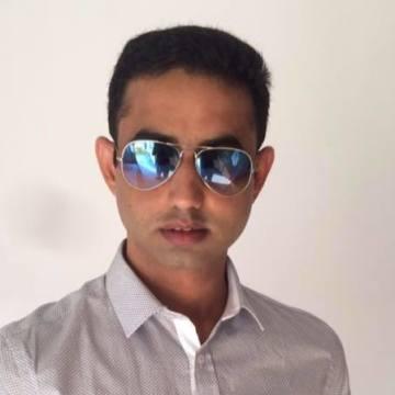 Mirza Waseem, 32, Verona, Italy