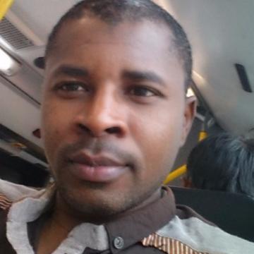 Ebang Theophilus, 33, Dubai, United Arab Emirates