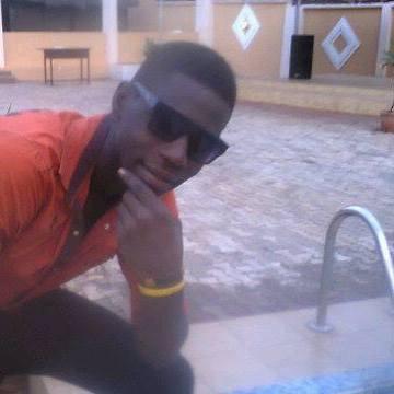 Stephen Amaechi, 25, Lagos, Nigeria