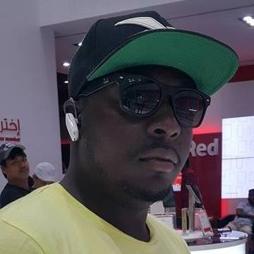 Nana Akomeah, 28, Doha, Qatar