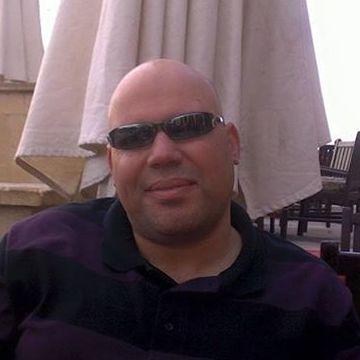 ashraf Wahby , 50, Cairo, Egypt
