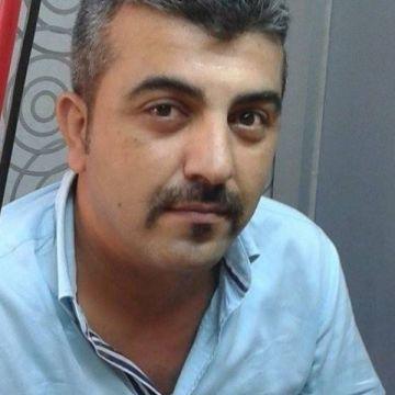 Tarık Tuna, 38, Istanbul, Turkey