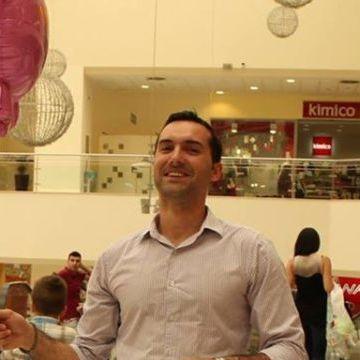Marjan Markovski, 32, Skopje, Macedonia