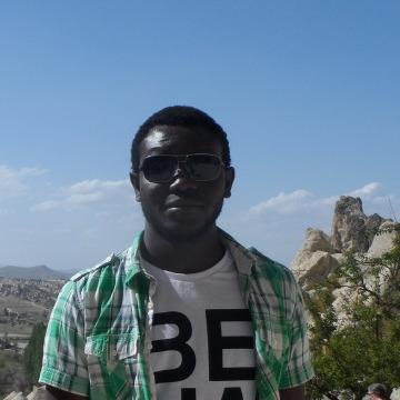nii Jordan, 31, Ankara, Turkey