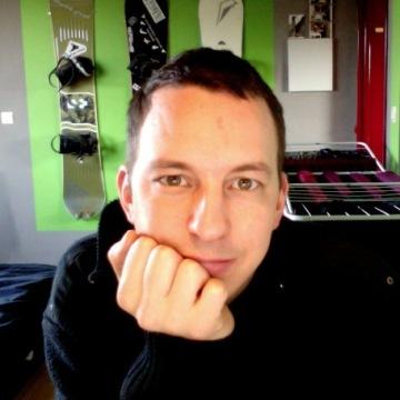 Kris Willebrords, 36, Antwerpen, Belgium