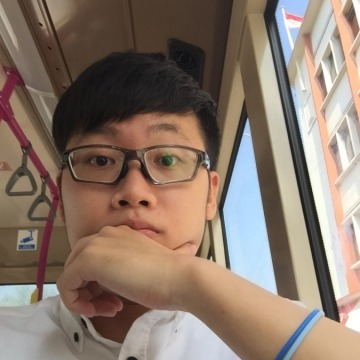 Kenny Ang, 25, Singapore, Singapore