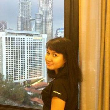 Mia Farrell, 24, Kuala Lumpur, Malaysia