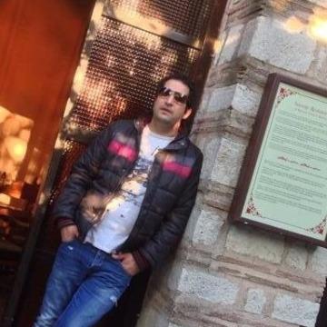 Nuri Can, 36, Istanbul, Turkey