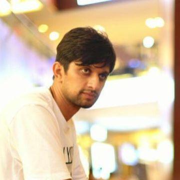 Hasnain Shah, 30, Abu Dhabi, United Arab Emirates