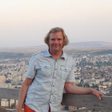 Tharald Nustad, 45, Oslo, Norway