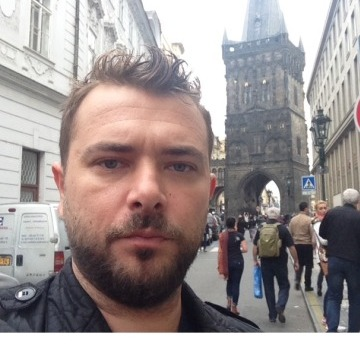 BERK, 30, Istanbul, Turkey