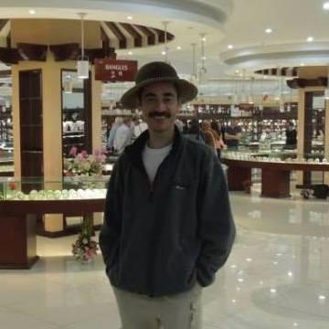 Hany Wahba, 46, Cairo, Egypt