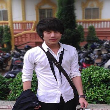 Ko Mike, 27, Phnumpenh, Cambodia