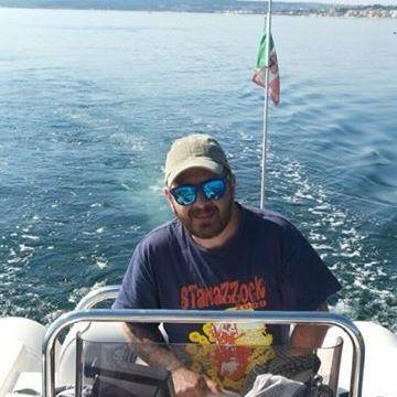 Giuseppe Segantini, 42, Lanciano, Italy