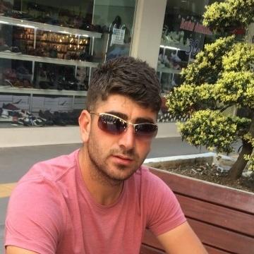 Abdullah Özen, 25, Balikesir, Turkey
