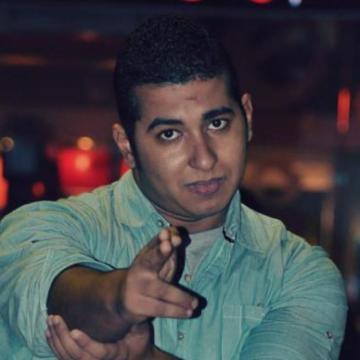 Walid Ledaa, 23, Cairo, Egypt