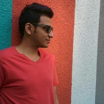 Krunal, 28, Pune, India