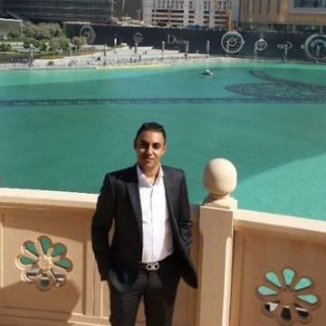 Mohamed Jamal, 30, Dubai, United Arab Emirates