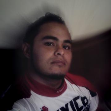 Miguel Garcia Valladolid, 29, San Luis Potosi, Mexico