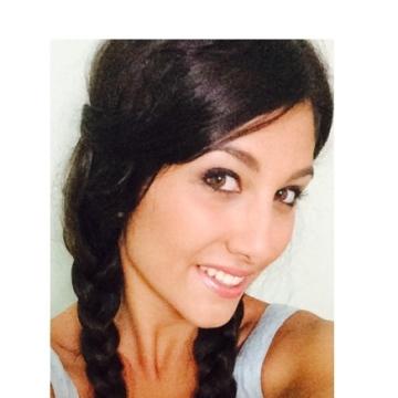 Ginevra Rossi, 20, Pistoia, Italy