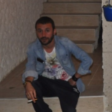 Hakan, 36, Antalya, Turkey