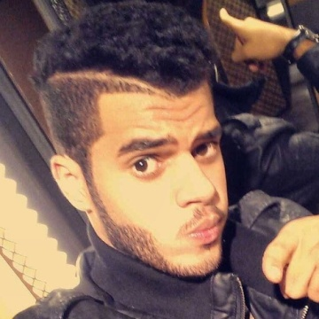 Ahmed Alloughani, 21, Dubai, United Arab Emirates