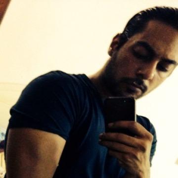 Rehan Javed, 32, Dubai, United Arab Emirates