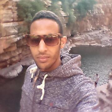Omar Bouzaidi, 26, Agadir, Morocco