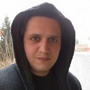 Osman Karacan, 30, Izmir, Turkey