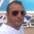 Gökhan Hızlan, 39, Istanbul, Turkey
