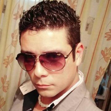 Gerardo Tabares, 35, San Luis Potosi, Mexico