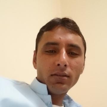 Hafeez Abbasi, 32, Dubai, United Arab Emirates